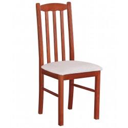 Krzesło ze szczebelkowym oparciem Pigus XII