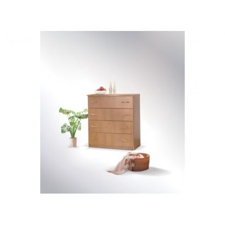 MAR-K1 Klasyczna komoda z szufladami