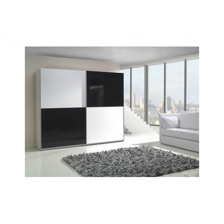 Sypialniana szafa Luxury 6 Krata