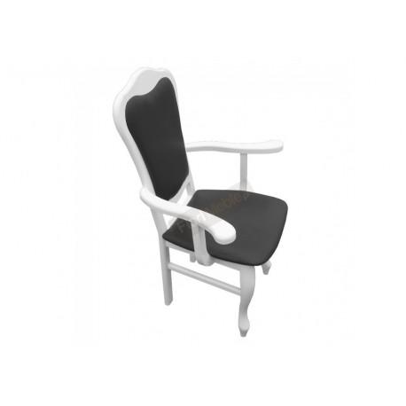 Królewskie krzesło B23N-P z podłokietnikie