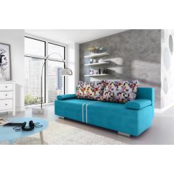 Sofa z funkcją spania Raspberry
