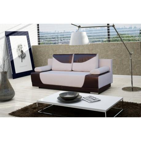 Manhattan kanapa z pojemnikiem na pościel do salonu