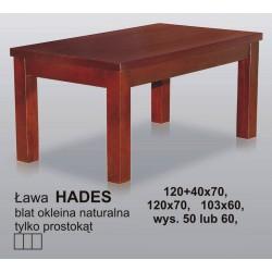 Ława laminowana lub fornirowana Hades Standard