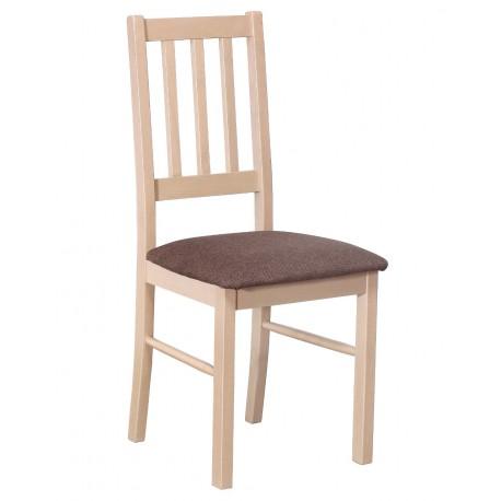 Tanie krzesła kuchenne drewniane oparcie Pigus IV