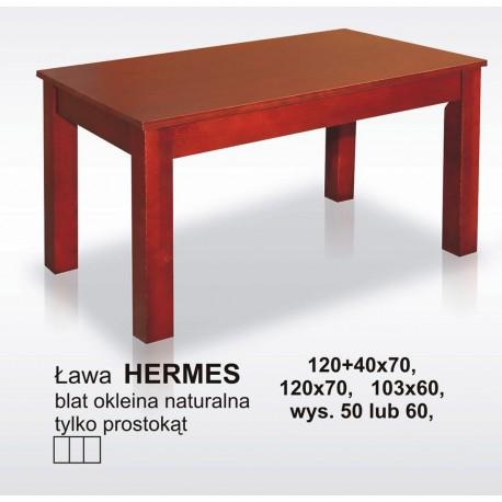 Ława fornirowana lub laminowana Hermes Standard
