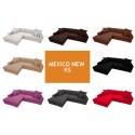 Mexico New KS nowoczesny narożnik do pokoju