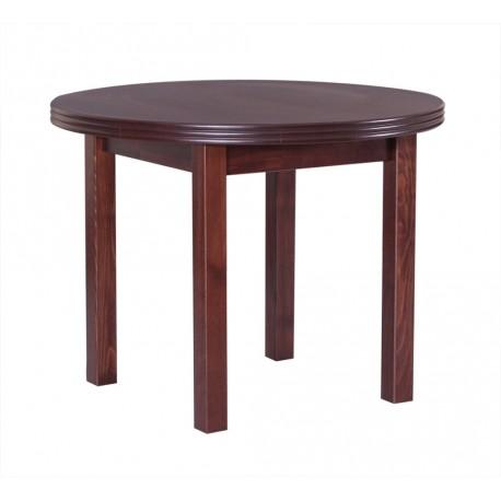Rozkładany Stół Okrągły POLA fi 100+40cm