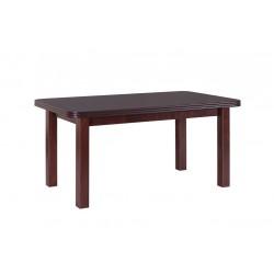 Stół drewniany z pogrubionym blatem WENES V 90/160-200cm