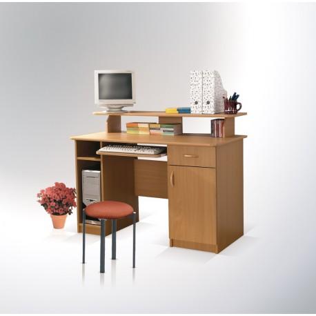 Biurko komputerowe do pokoju młodzieżowego MAR-B6