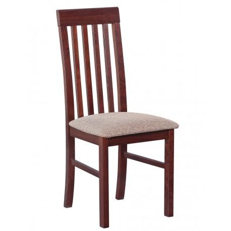Krzesło kuchenne drewniane oparcie w szczeble Nilas I