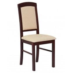 Krzesło klasyczne z miękkim siedziskiem Nilas IV