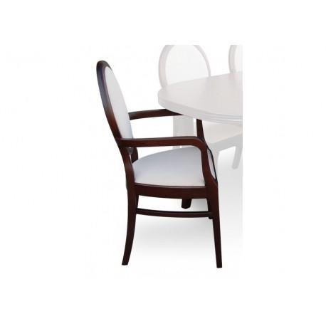 RMK59-P Stylowe Krzesło z podłokietnikiem