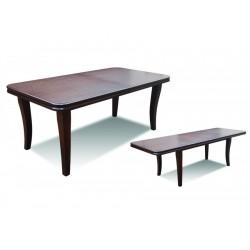 RMS32 Stabilne rozkładane stoły z pogrubionym blatem
