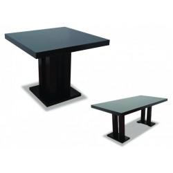 RMS34 Nowoczesne kwadratowe stoły z orginalną nogą