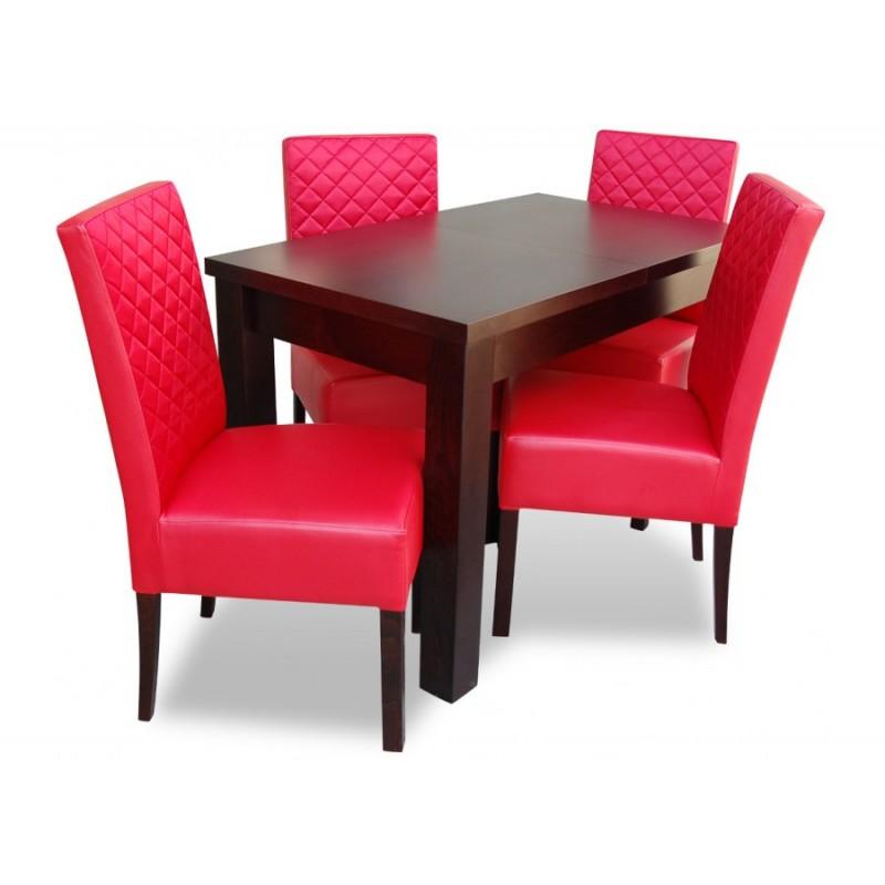 Fantastyczny RMZ17 Stół i krzesła do restauracji w nowoczesnym wydaniu LH36