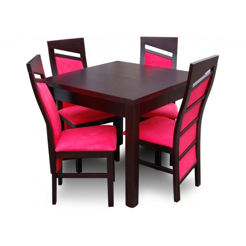 rmz02g designerski zestaw st i krzes a do jadalni. Black Bedroom Furniture Sets. Home Design Ideas