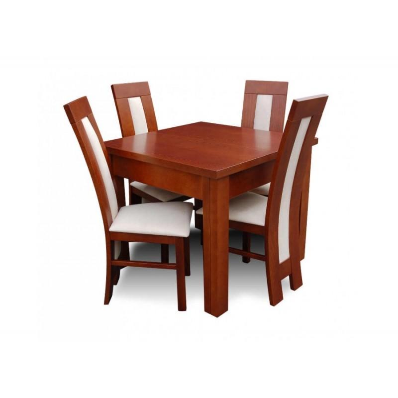Rmz105 Duże Rozkładane Stoły W Komplecie Z Krzesłami W Stylu Nowoczesnym Olameblujepl