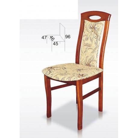 Klasyczne krzesła do salonu, restauracji BST16