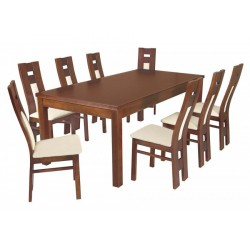ZST5 Eleganckie stoły i krzesła do restauracji