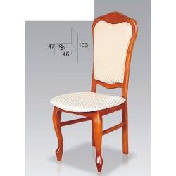Stylowe krzesła jadalniane BST23N
