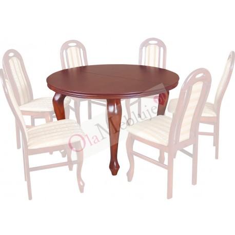 SSTH18 Okrągłe stoły Ludwik Elegant Table