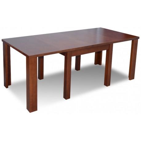 RMS24-I Drewniane stoły rozkładane 4-wkładkowe Long II