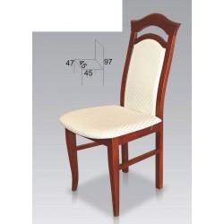 Stylowe krzesło do salonu BST32