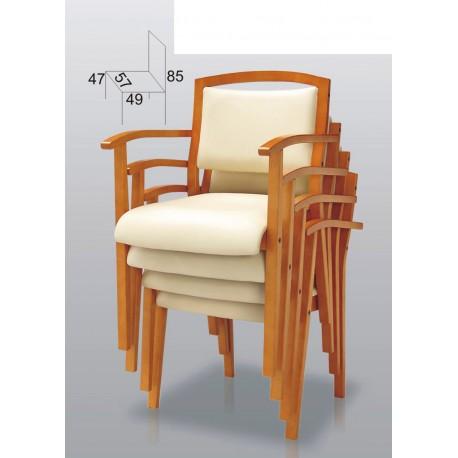 Krzesła barowe, restauracyjne BST50