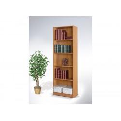 Drewniany regał na książki MAR-R60
