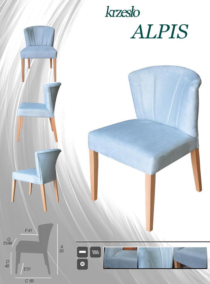 Krzesło ALPIS