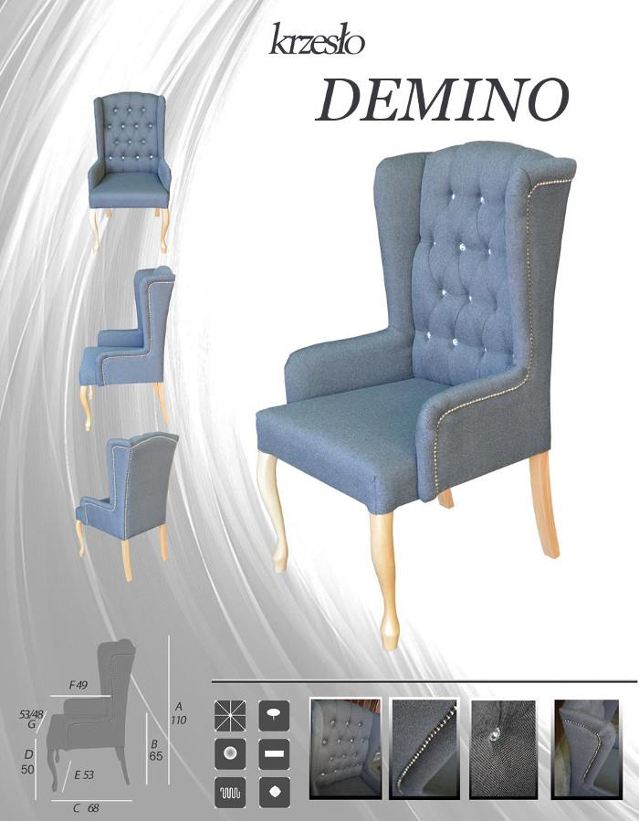 Krzesło DEMINO