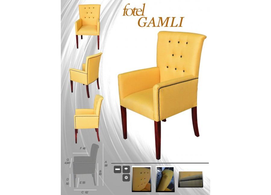 Fotel GEMILI