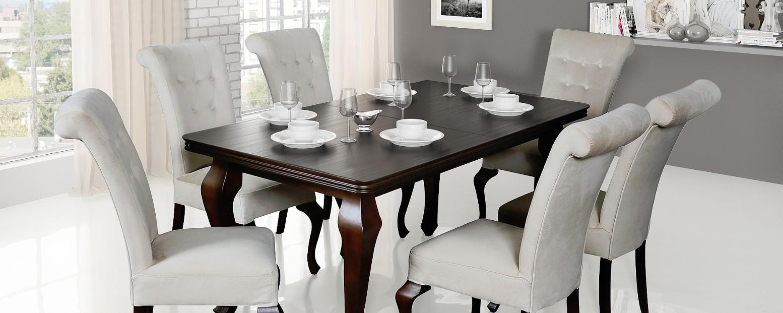 Zestaw stół i krzesła OlaMebluje
